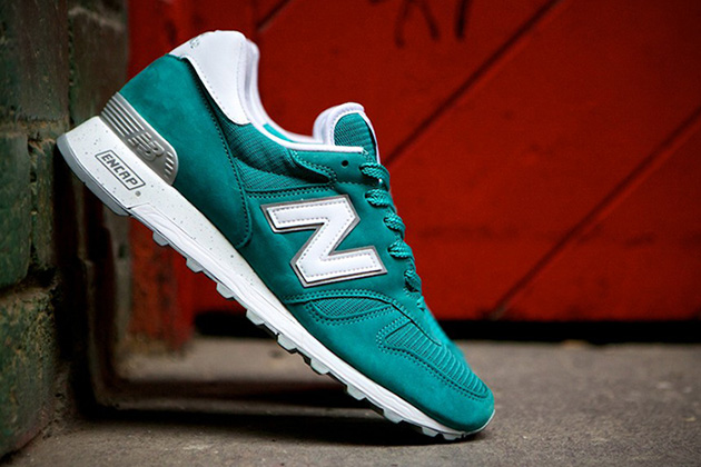 New Balance 1300 Made In USA - Teal 2