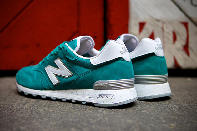 New Balance 1300 Made In USA - Teal 4