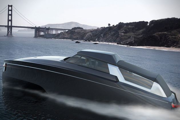 Reversys Drop-Top Yacht 6