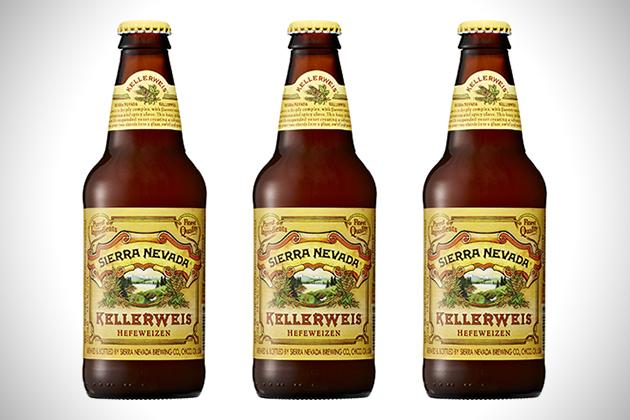 Sierra Nevada Kellerweis 1