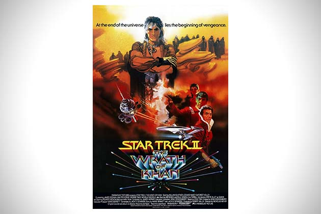 Star Trek II- The Wrath of Khan