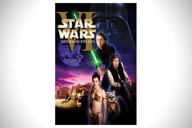 Star Wars Episode VI- Return of the Jedi