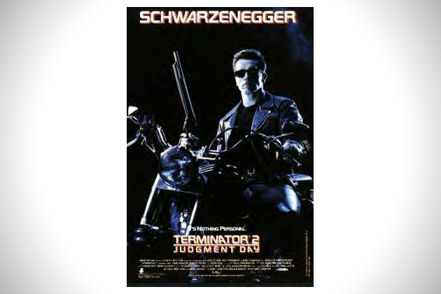 Terminator 2- Judgment Day