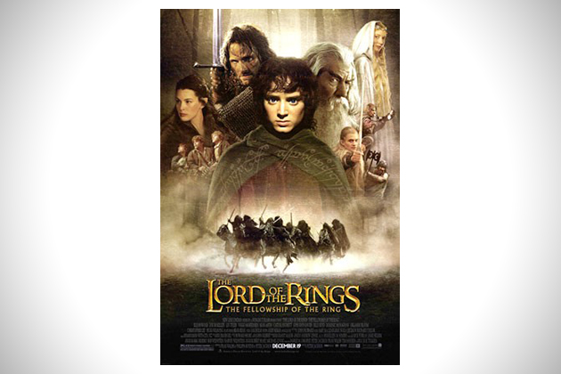 The Lord of the Rings- The Fellowship of the Ring