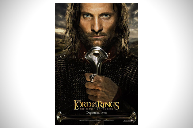 The Lord of the Rings- The Return of the King