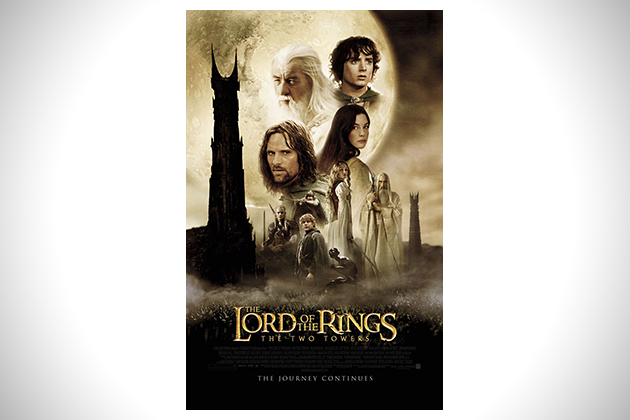 The Lord of the Rings- The Two Towers