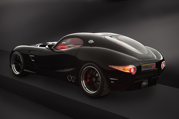 Trident Iceni Diesel Sports Car 3