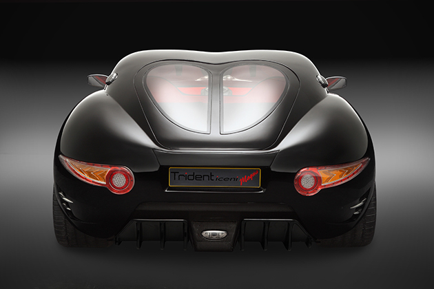 Trident Iceni Diesel Sports Car 4