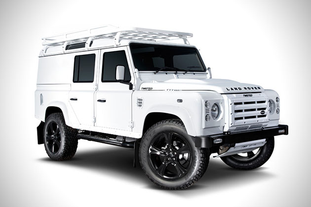Twisted Alpine Edition Land Rover Defender 1