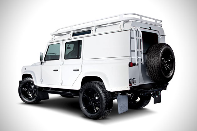 Twisted Alpine Edition Land Rover Defender 2