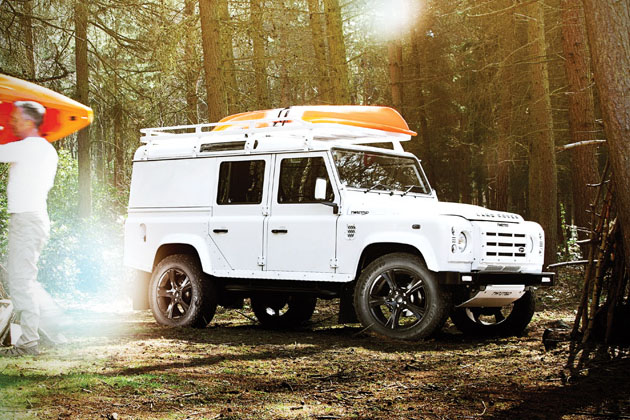 Twisted Alpine Edition Land Rover Defender 3