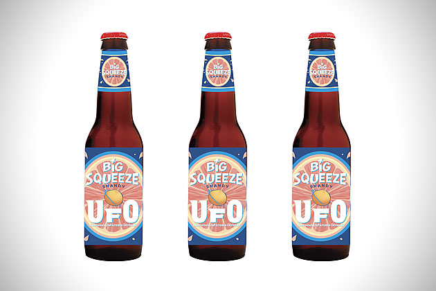 UFO Big Squeeze Shandy