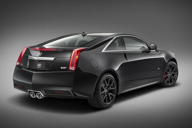 2015 Cadillac CTS-V Coupe 2
