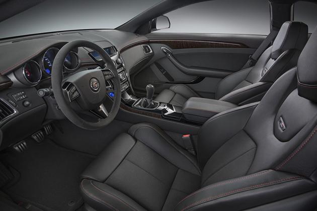 2015 Cadillac CTS-V Coupe 3