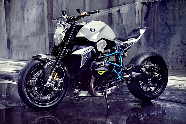 Bmw Concept Roadster Motorcycle Hiconsumption