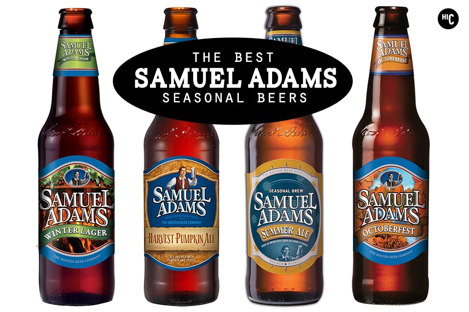 the 12 best samuel adams seasonal beers hiconsumption