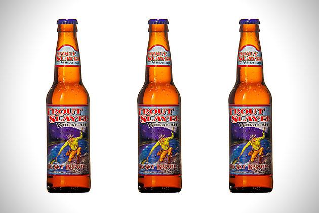 Big Sky Trout Slayer Wheat Pale Ale