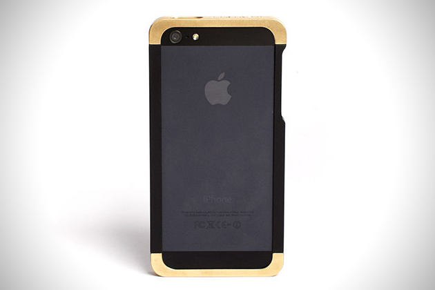 Brass iPhone Case by Revisit 3