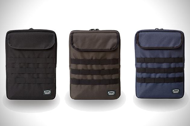 Cargo Works Tactical MacBook-iPad Sleeves 1