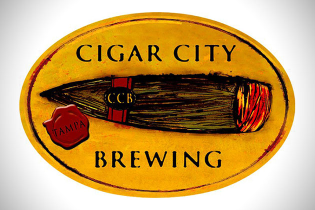 Cigar City Right Side Up Pineapple Lager