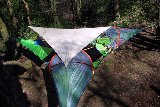 Connect Tree Tent by Tentsile 4