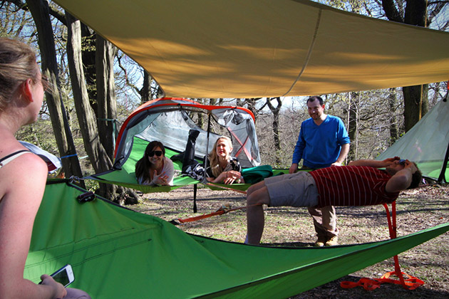Connect Tree Tent by Tentsile 5