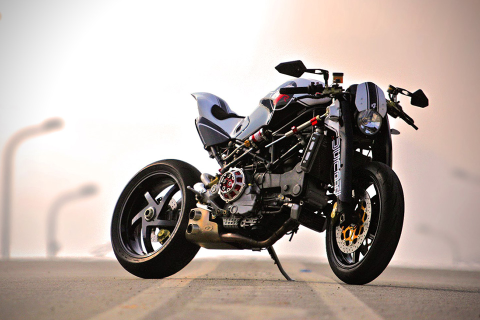 Ducati Monster Subframe