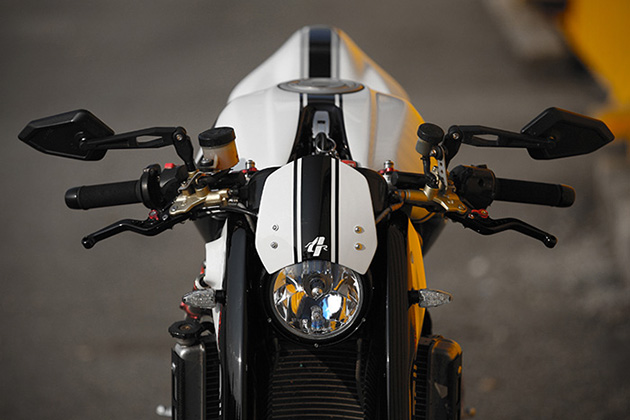Ducati Monster MS4R By Paolo Tesio 3