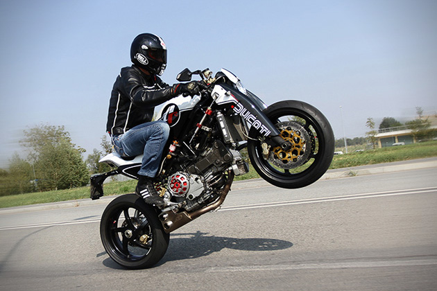Ducati Monster MS4R By Paolo Tesio 4