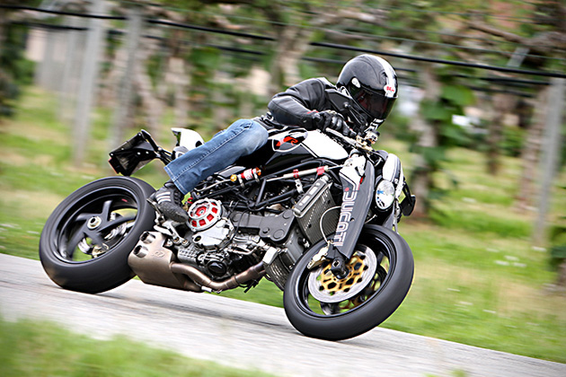 Ducati Monster MS4R By Paolo Tesio 5