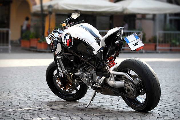 Ducati Monster MS4R By Paolo Tesio 6