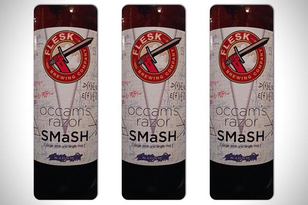 Flesk Occams Razor SMaSH Pale Ale
