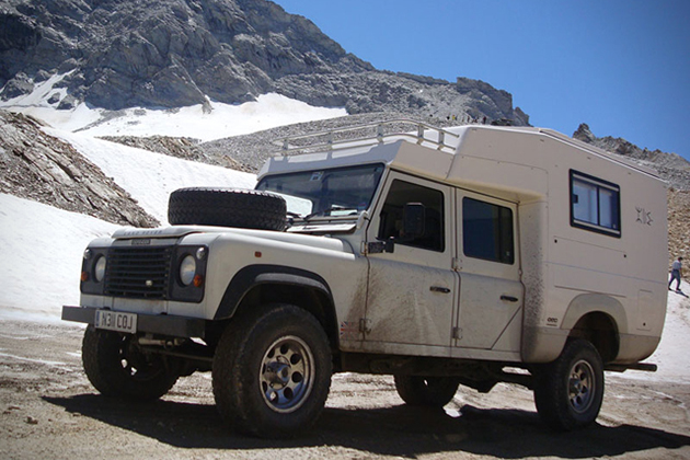 Footloose 4x4 Land Rover Sherazee 3