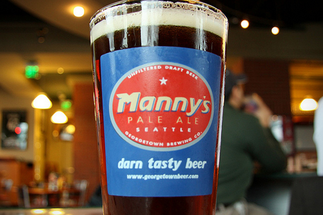 Georgetown Mannys Pale Ale