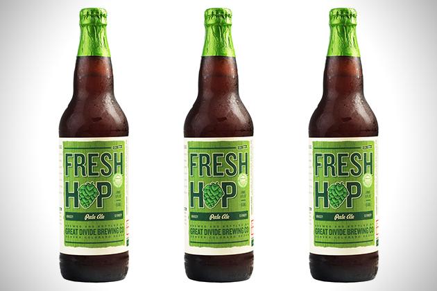 Great Divide Fresh Hop Pale Ale