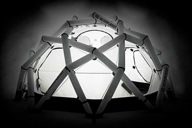 Heimplanet Mavericks Inflatable Expedition Tent 3
