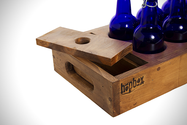 HopBox Handcrafted Homebrewing Kit 3