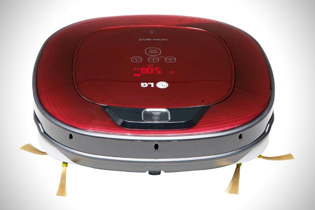 LG LRV790R Hom-Bot