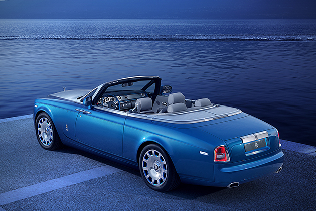 Rolls-Royce Phantom Drophead Coupe Waterspeed Collection 2