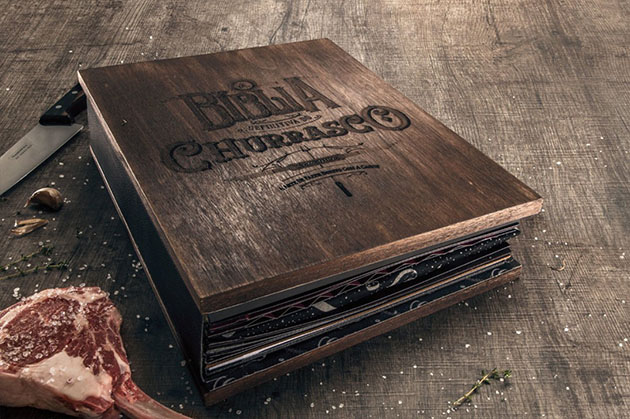 The Barbecue Bible by Tramontina 2