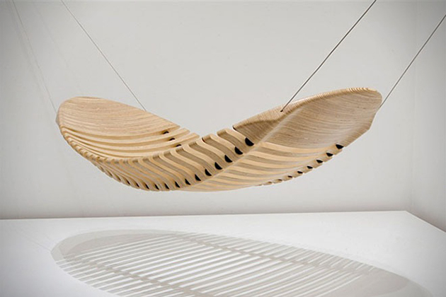 Adam Cornish Wooden Hammock