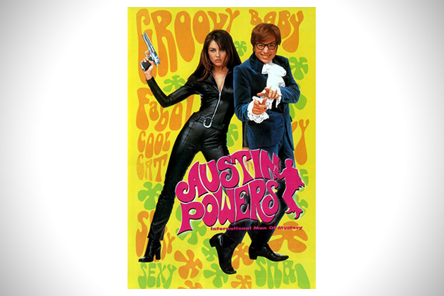 Austin Powers- International Man of Mystery