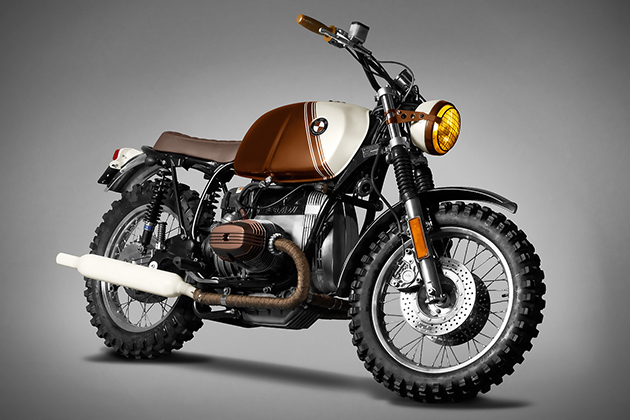 BMW R45 by Ton-Up Garage 1