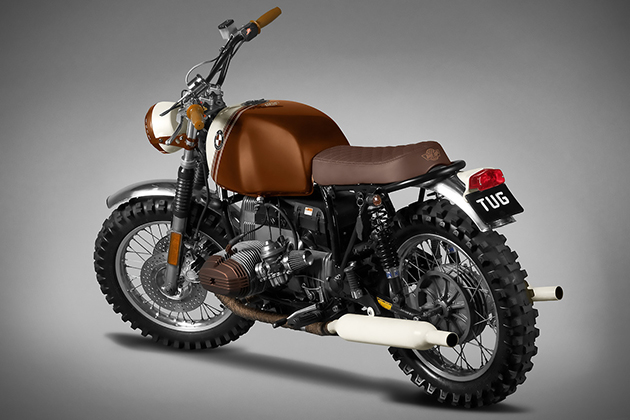 BMW R45 by Ton-Up Garage 3