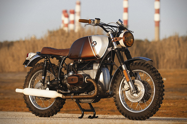 BMW R45 by Ton-Up Garage 5