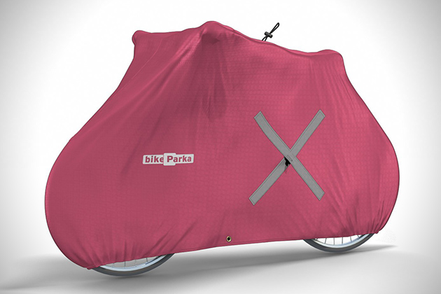 BikeParka Bicycle Cover 5