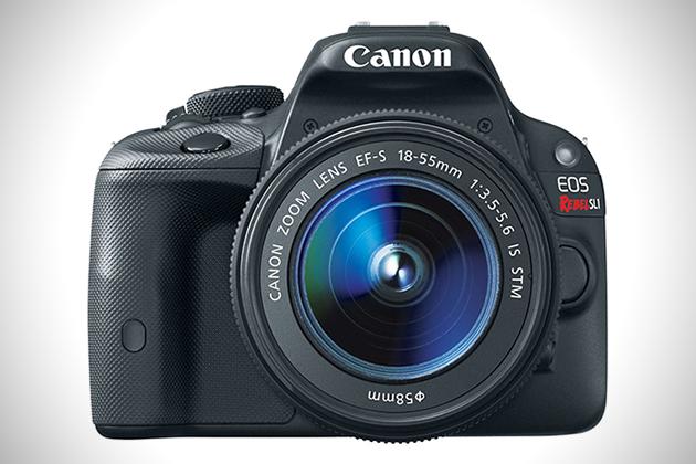 Canon EOS 100D aka EOS Rebel SL1
