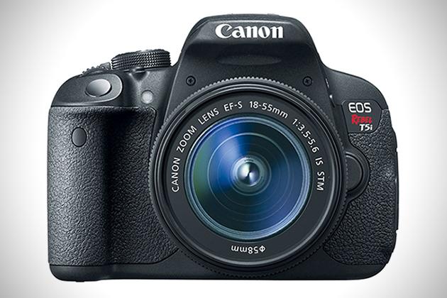 Canon EOS 700D aka Rebel T5i