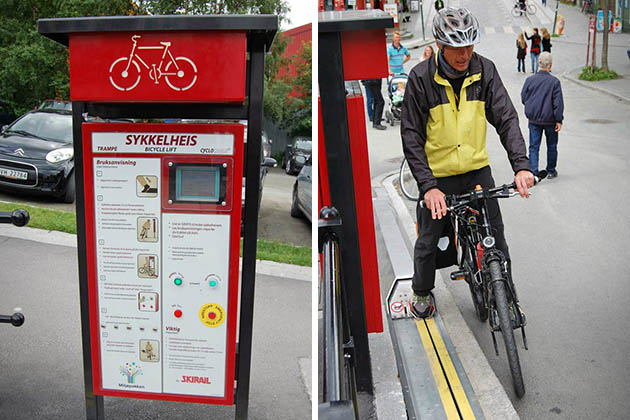 CycloCable Bicycle Lift 3