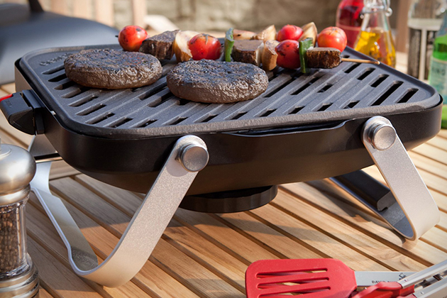 Fuego Element Portable Gas Grill 4